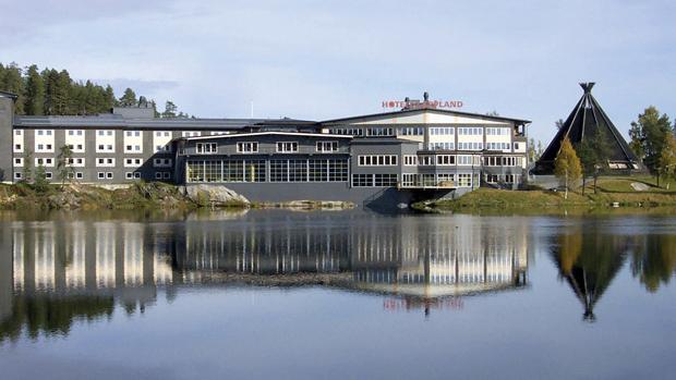 Hotell Lappland i Lycksele